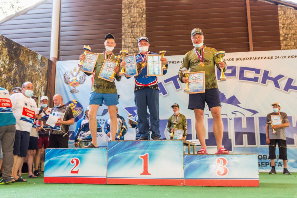 Определены победители Всероссийского турнира «Матырский хищник–2021»