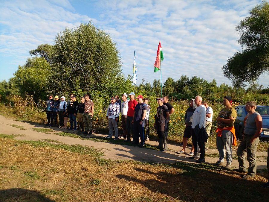 Организаторы подвели итоги Кубка Калужской области по ловле донной удочкой