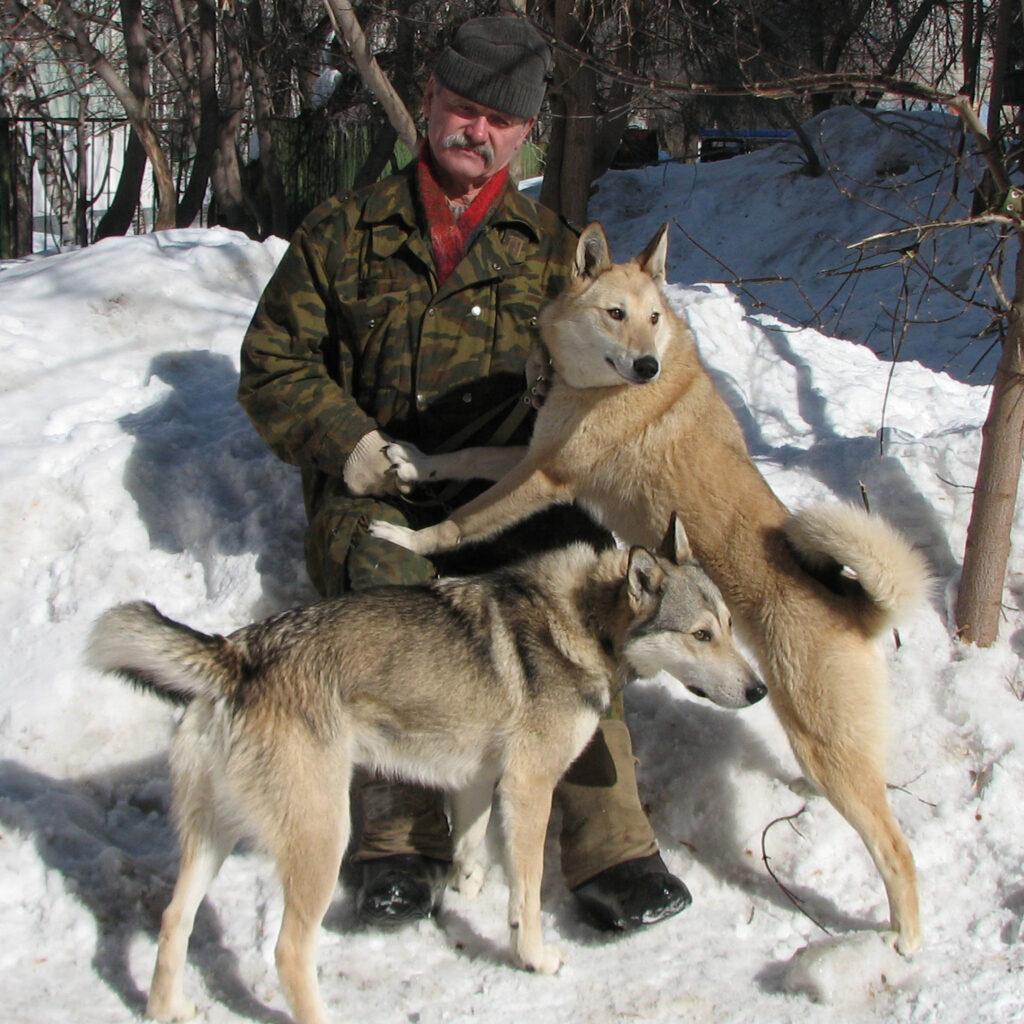 Из жизни профессионального охотника