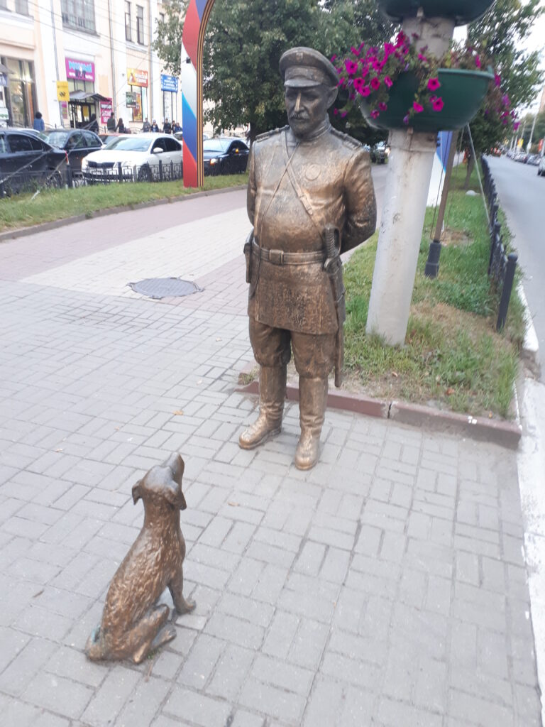 Электричкой из Москвы. Калуга