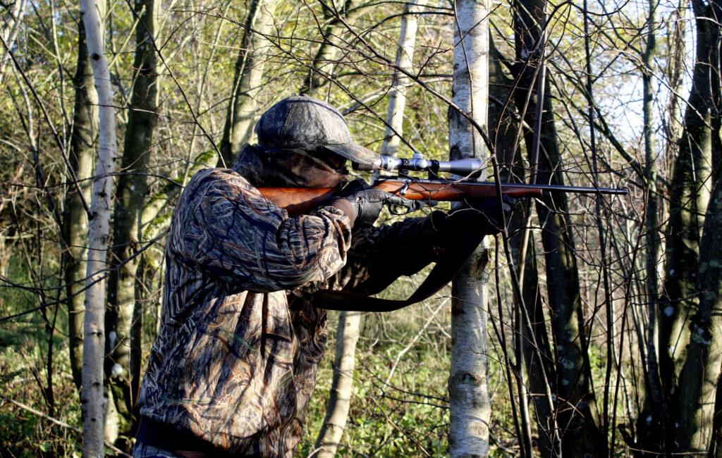 В Приморье один охотник застрелил другого