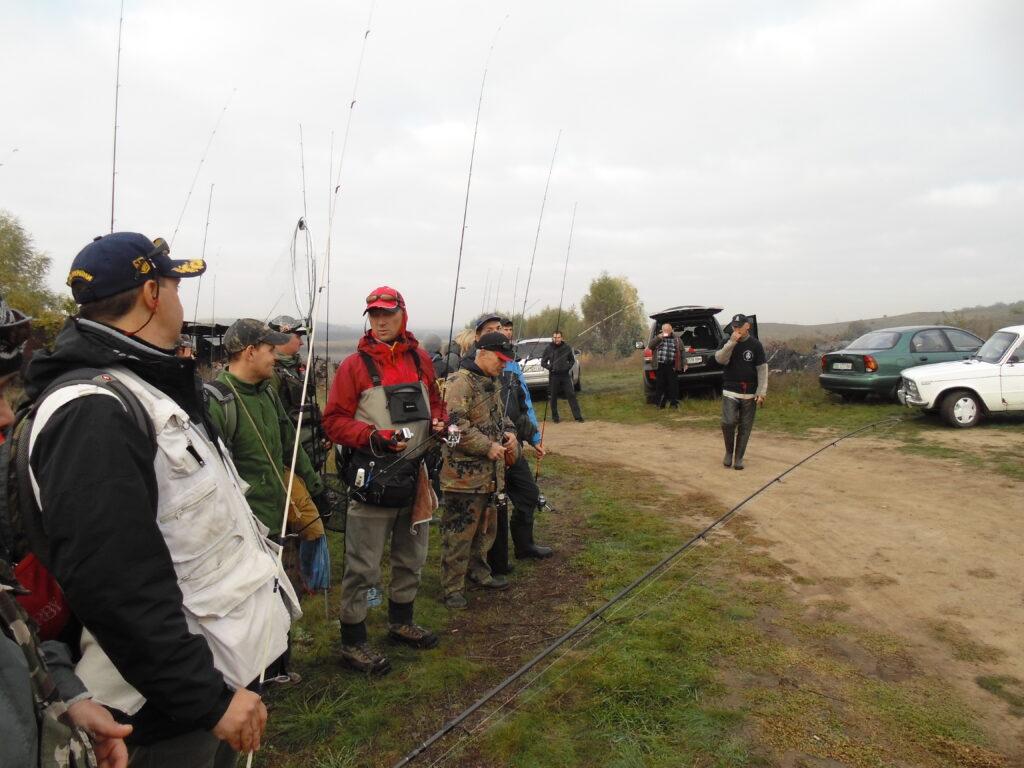 Рыболовные соревнования в сентябре 2021