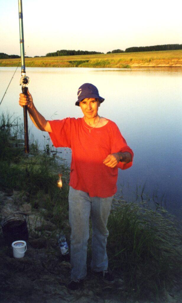 Альтернативное топливо на рыбалке
