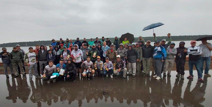 Спиннингисты разыграли Кубок Калужской области по ловле с берега