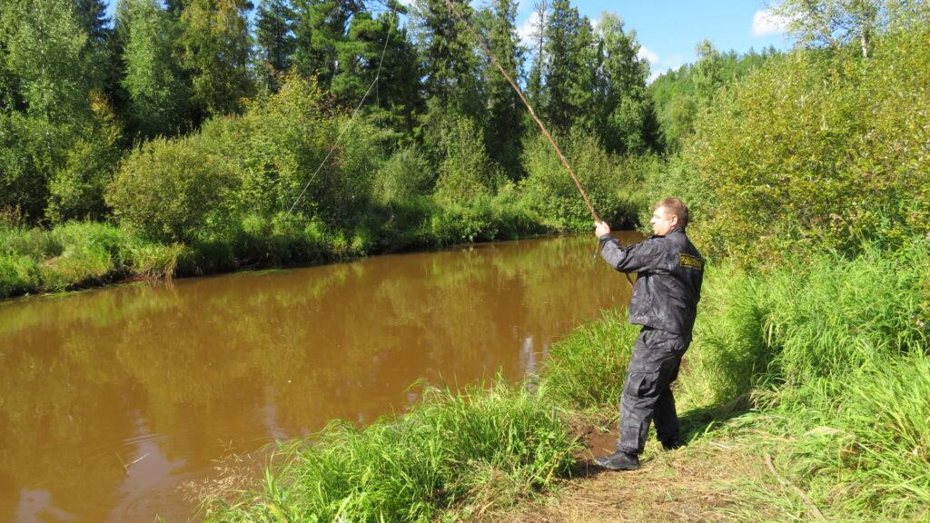 Соцсети помогли рыбоохране