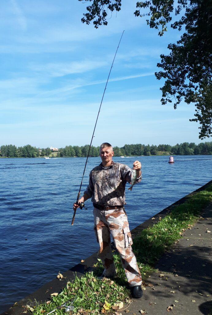 Бабье лето на Клязьме