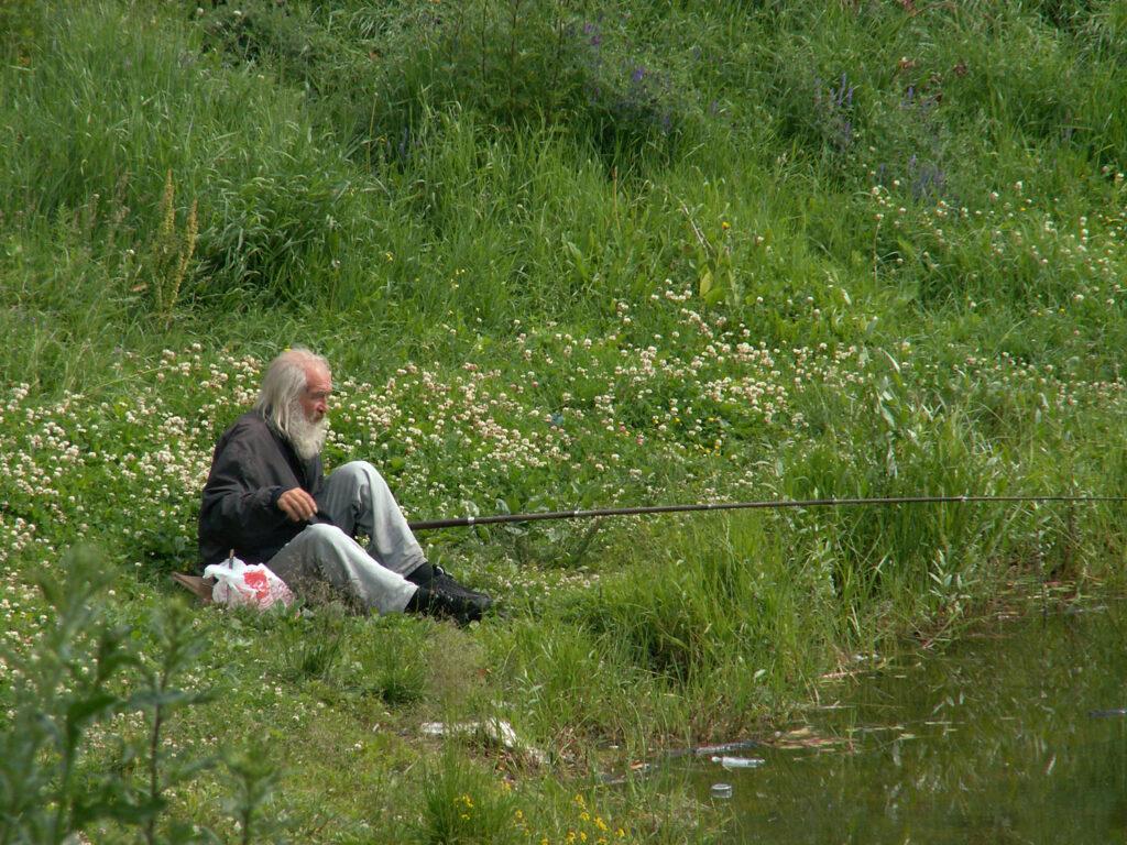 На рыбалку и за душицей