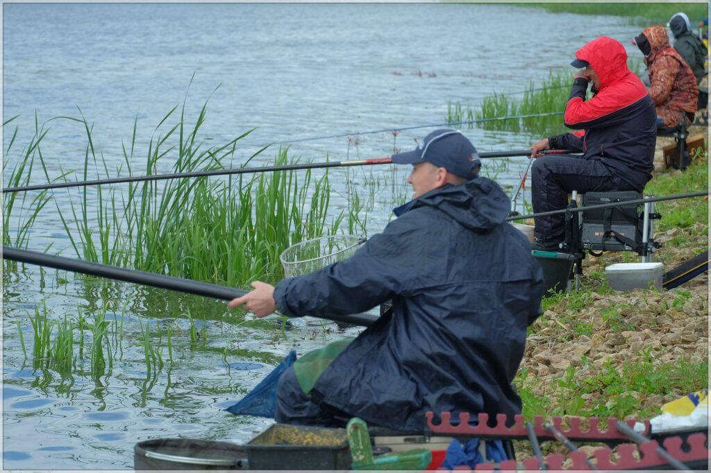 Рыболовные соревнования в октябре и в начале ноября 2021