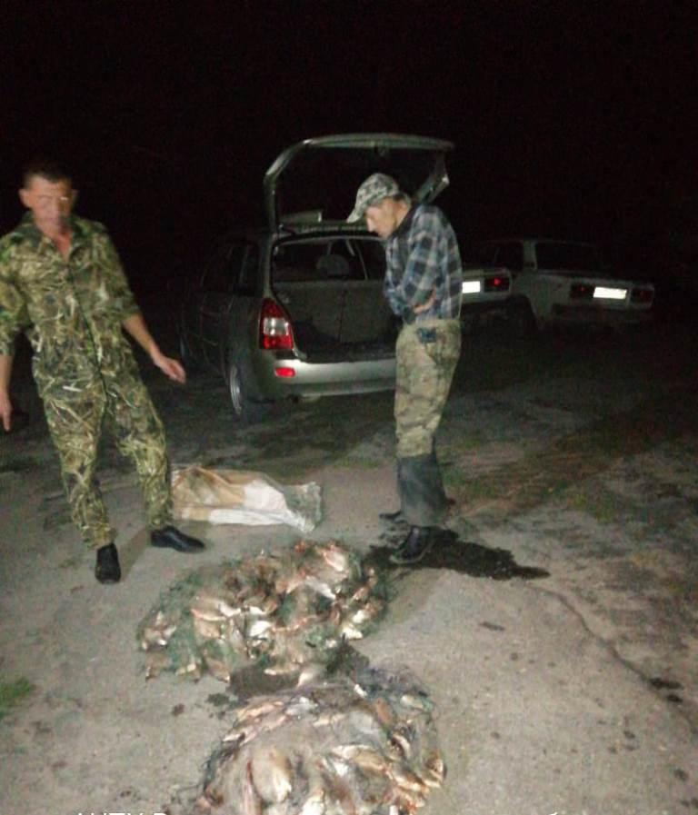 На Дону поймали браконьера с крупным уловом