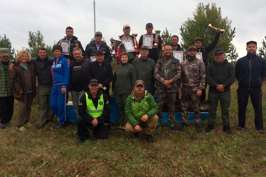 Выявлены чемпионы Челябинской области по ловле карпа