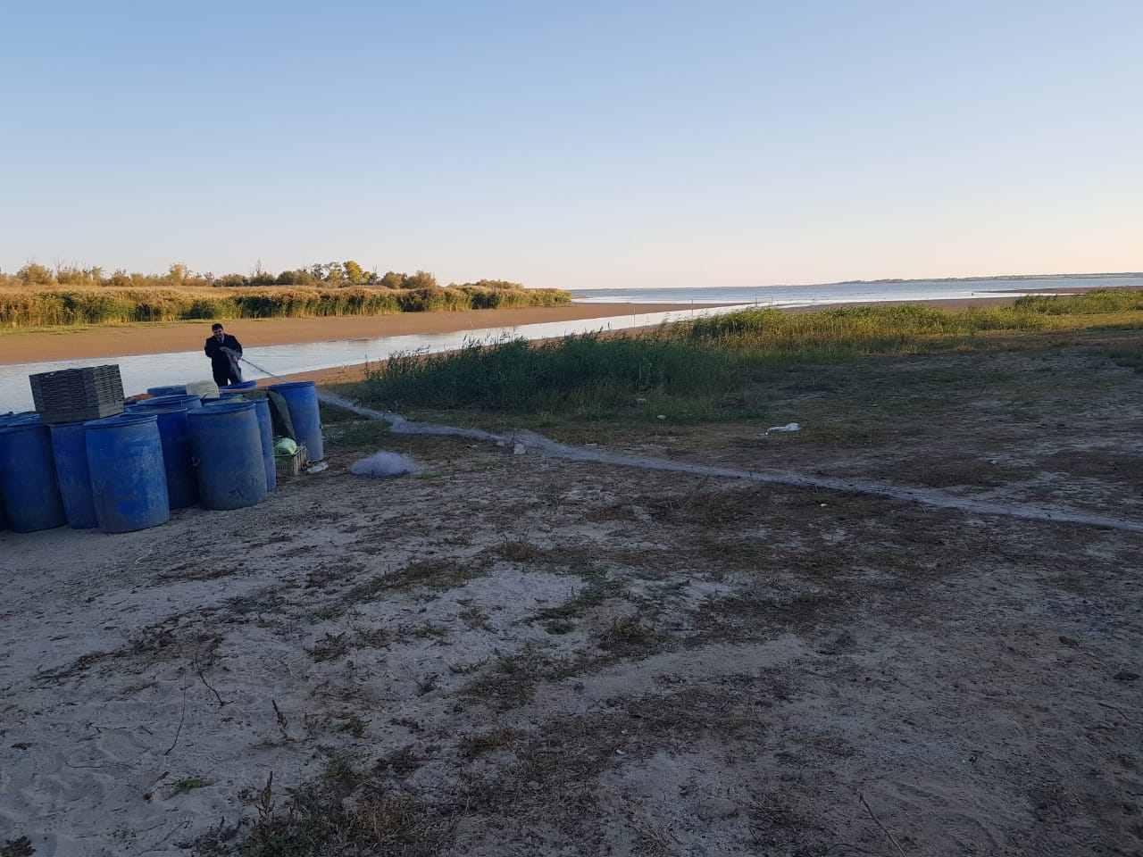 В Волгоградской области ФСБ помогла нанести удар по браконьерам