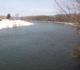 рыбалка на резинку на реке обь