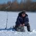 подледный лов рыбы