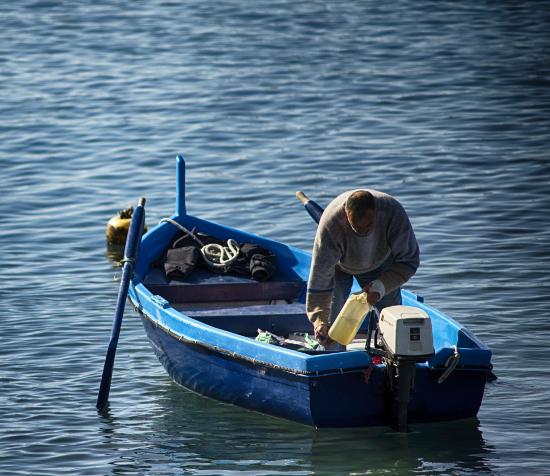 запрет на лодки весной