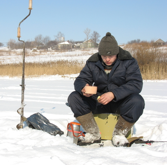 прикормка для зимней рыбалки на плотву