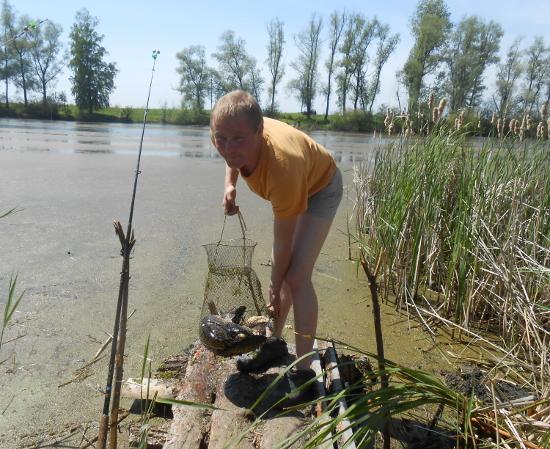 рыболов в хотьково